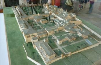 ハーレム模型