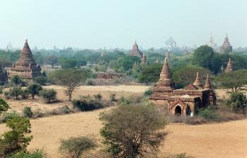 バガン仏塔群,タビュニュとアーナンダー