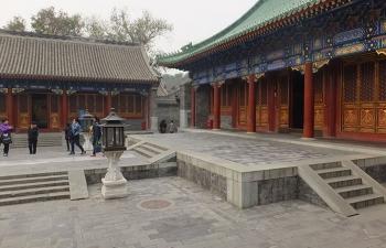 北京、恭王府、大四合院