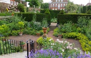 フェントンハウス、庭園