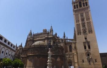 セビリア聖堂ヒラルダ塔