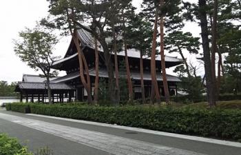 1.相国寺法堂