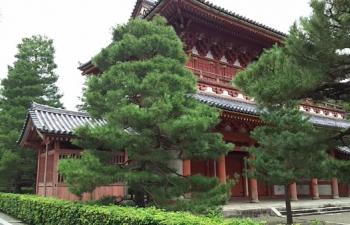 1.大徳寺山門