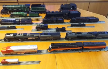 英米機関車模型