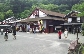 江戸、劇場