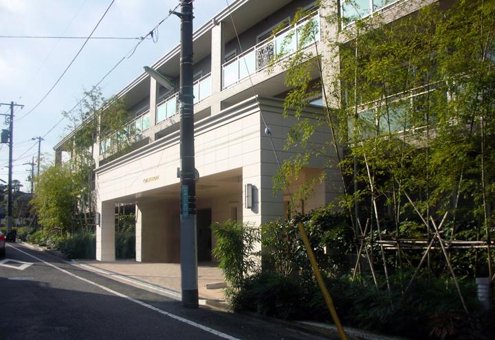 世田谷 桜新町老人ホーム 景観設計